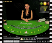 CasinoEuro Live Blackjack
