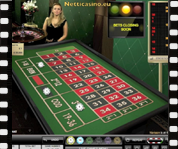 CasinoEuro Live Ruletti