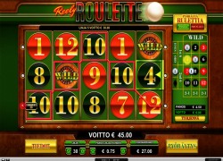 CasinoEuro Reely Ruletti