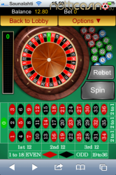 Mobiili Casino ruletti CasinoEuro