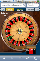 William Hill Casino Mobiili Casino Ruletti
